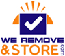 We Remove & Store logo