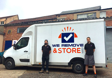 we remove and store - removals and self storage norfolk suffolk